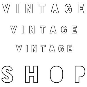 SELECT CURATED VINTAGE CLOTHING