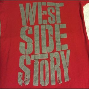 Tops - West Side Story t shirt