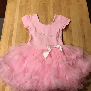 Popatu Other - Popatu Leotard Dress with Tutu