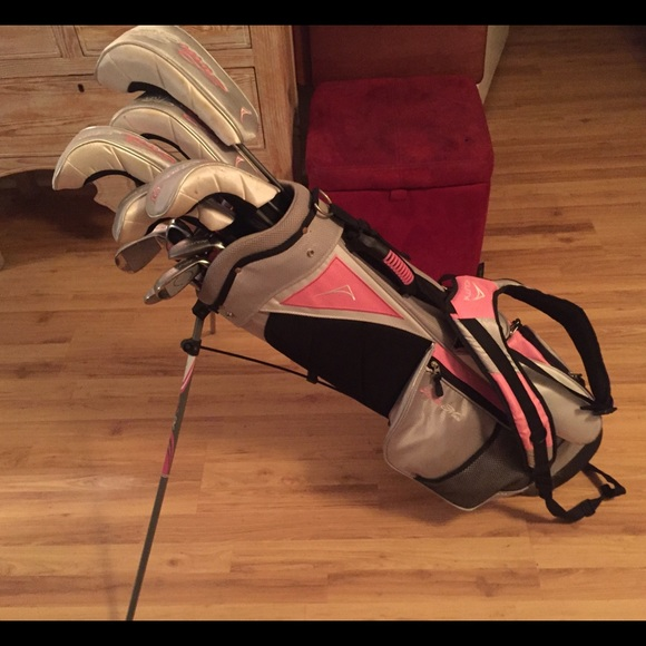 Womens Left Handed Golf Clubs >> Women S Acuity Turbo Max Left Handed Golf Clubs