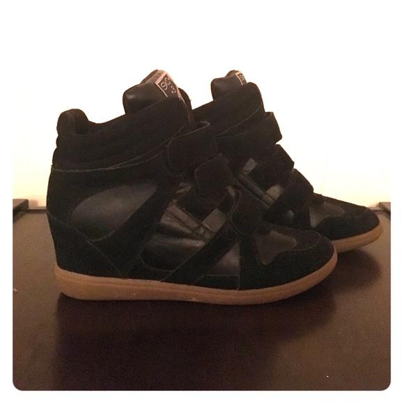 Inch Heeled Skechers Sneakers | Poshmark