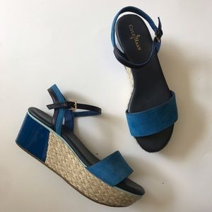 Cole Haan Shoes - Cole haan Arden Espadrilles Platform Wedge Sandal