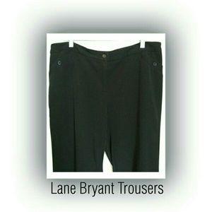 Lane Bryant Pants - New!🎉🎇Plus Lane Bryant Work Trousers