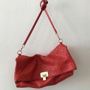 Elliott Lucca Handbags - Elliott Lucca Pink Cross Body Purse