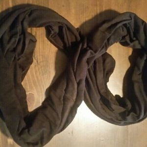 Infinity Scarf in Knit Jersey