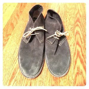 1901 Other - 🔥Men's navy blue size 11.5 leather chukkas🔥