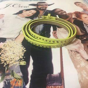 J. Crew Jewelry - J.Crew Leather Bracelet