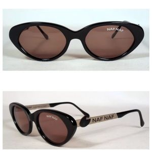 Vintage 70's Naf Naf French Sunglasses