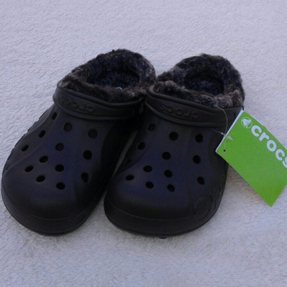 450d54d405ae Crocs New with tag unisex Brown m5  w7