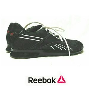 Reebok Shoes - 💕NEW💕  REEBOK CLASSIC NYLON BLACK & WHT SNEAKERS