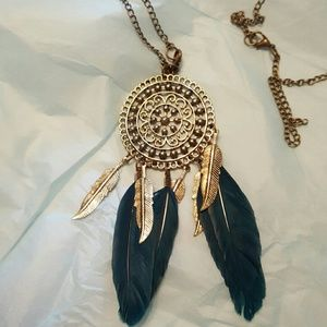 Boho Gypsy Sisters Jewelry - ***FINAL Sale*** Dream Catcher Knecklace