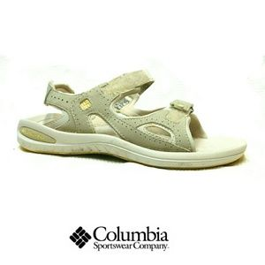 Columbia Shoes - 💕NEW💕COLUMBIA SPORTS BEIGE SUN TRAX SANDALS