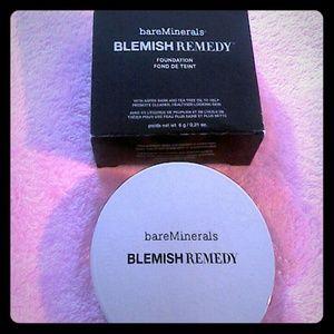 bareMinerals Other - Bare Minerals blemish remedy foundation