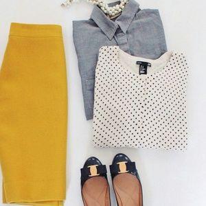 Millenium Tops - Denim Shirt Short Sleeve 👕 👕