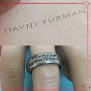 🔴Authentic David Yurman Ring 💞💞
