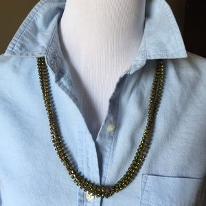 J. Crew Jewelry - 💥 FLASH 💥 J. Crew Set of 2 Layering Necklaces Gr
