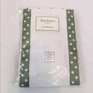Swaddle Designs Other - Burp Cloths set