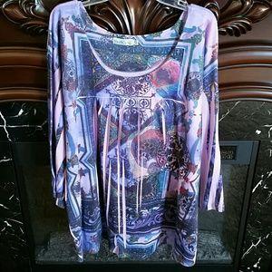 Unity Tops - ⬇🌟3 Day Price Drop⬇Beautiful purple blouse