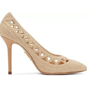Charlotte Olympia Shoes - Charlotte Olympia harvest heels new size 40