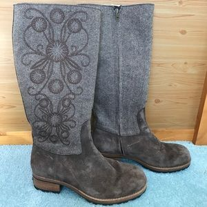 Rare Ugg Riding Boots
