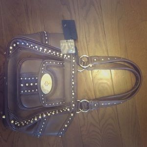 NWT BLINGE SHOULDER PURSE