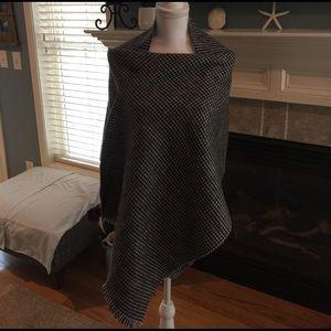 Phenix Accessories - Reversible scarf/shawl/wrap NWOT