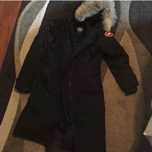 Canada Goose Jackets & Blazers - Canada Goose Kensington Black XS