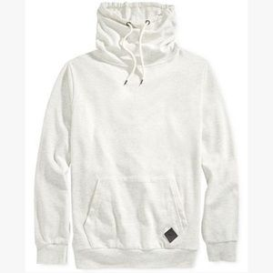 Univibe Other - Univibe Funnel Neck Men's Solid Sweatshirt