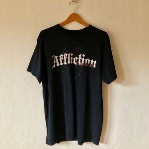 Affliction Other - Affliction Banned Fedor v Sylvia T-Shirt