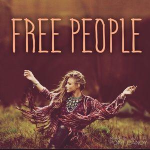 🌾🌼 Free People 🌙☀️