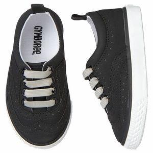 Gymboree Other - Gymboree toddler wingtip slip-on sneakers sz 6