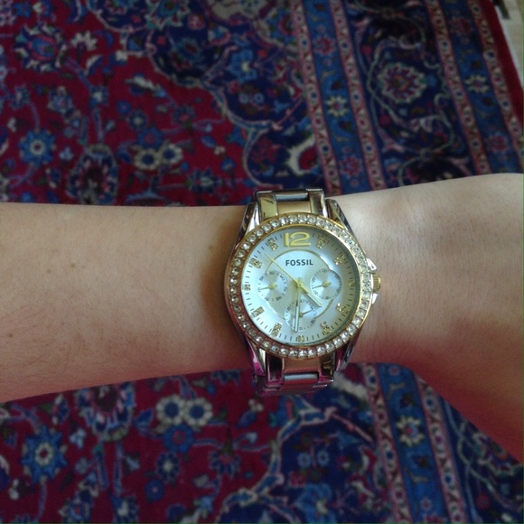 52dba88248e Fossil Accessories - Fossil Riley Multi-Function Ladies Watch ES3204