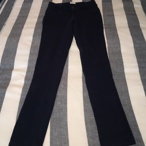 Pants - Navy Blue Leggings