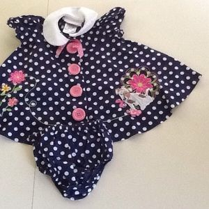Bonnie Baby Other - 3-6 mo dress