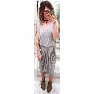 LAmade Dresses & Skirts - ➡NWT LAmade 'Jemma' Racerback Jersey Blouson Dress