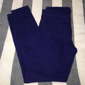 Gap Blue Legging Jeans