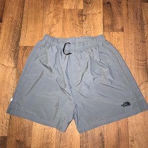 The North Face Pants - Women's Medium The North Face Running Shorts Gray