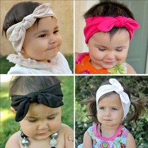 Baby head band ❣3 for 12❣