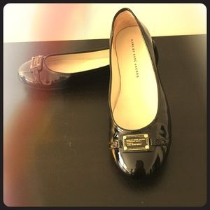 Marc Jacobs patent leather flats