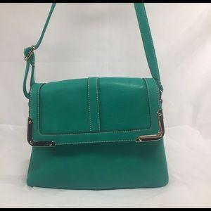 Handbags - Trendy Turquoise Crossbody