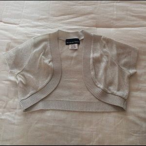Un Deux Trois Other - Girls cropped sweater