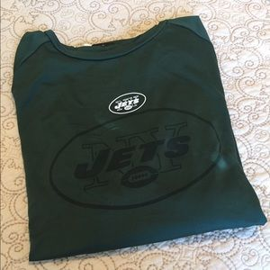 Majestic Other - Official JETS Logo Shirt