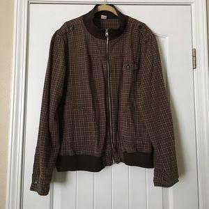 UNIONBAY Jackets & Blazers - Union Bay Brown Jacket 3X