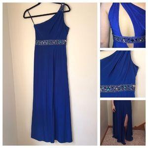 GiGi New York Dresses & Skirts - 🎇SALE🎇 Gigi Royal Blue, Prom Formal Dress