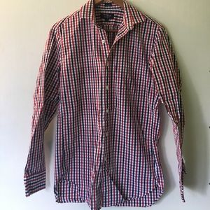 J. Crew Other - J. Crew Factory // Thompson Shirtings Button Up