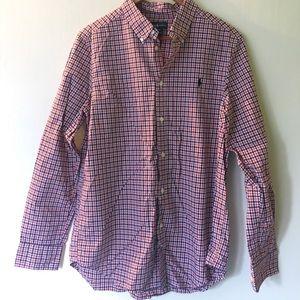 Ralph Lauren Other - Ralph Lauren // Checkered Button Down