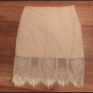 Blu Pepper Dresses & Skirts - Skirt
