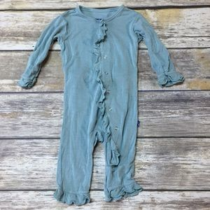 Kickee Pants Other - Kickee Pants Ruffle Coverall