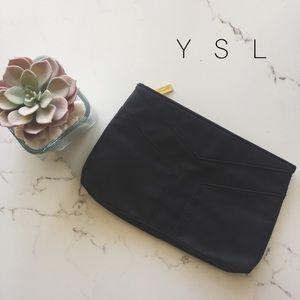Yves Saint Laurent Handbags - •Yves Saint Laurent Perfume Cosmetic Bag