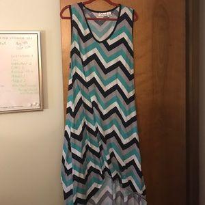 Maxi dress XL
